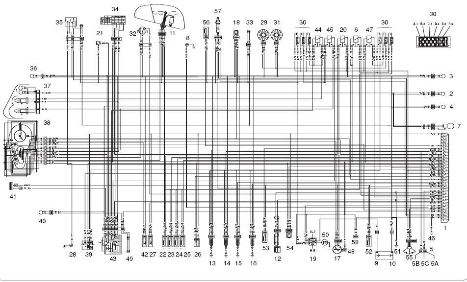 mv agusta brutale wiring diagram f4 1078 rr 312 ebs relay found mv agusta forum  f4 1078 rr 312 ebs relay found mv