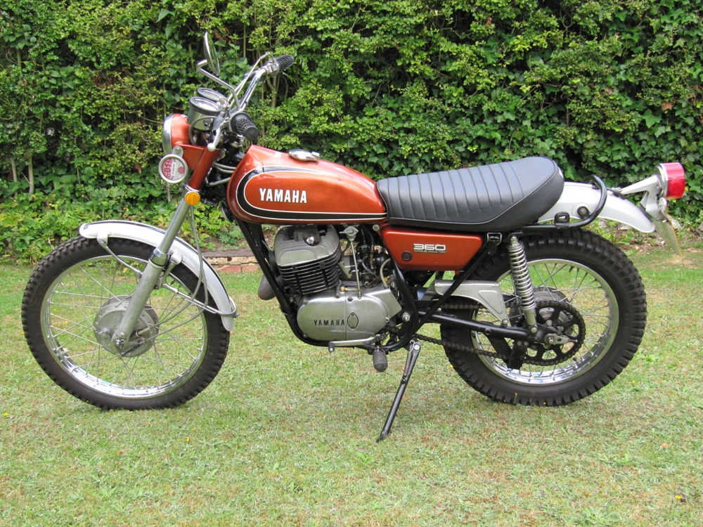 For Sale Yamaha RT1 360 1972 DT360