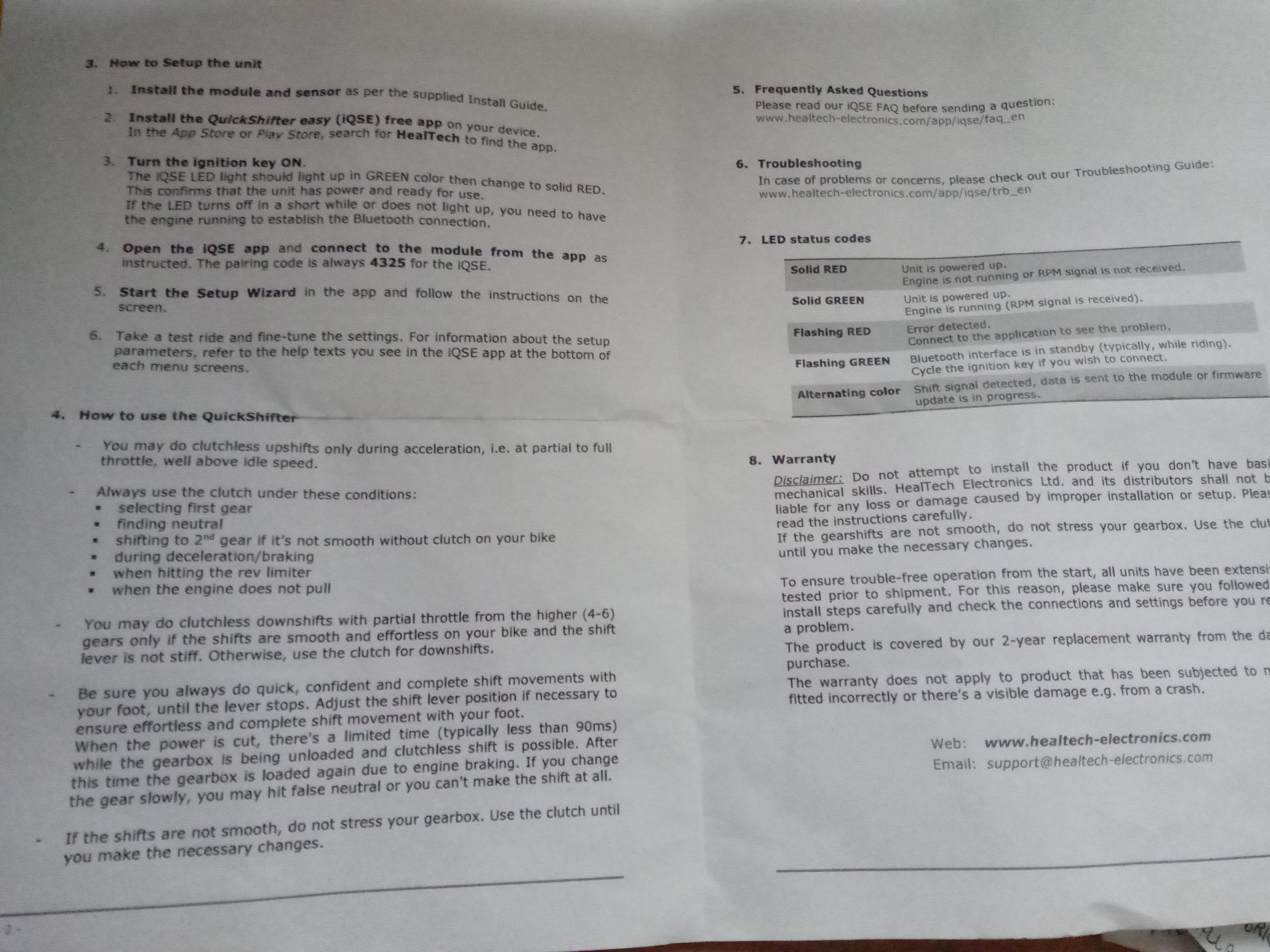 Help-Healtech Quichshifter - Page 5 - MVAgusta net